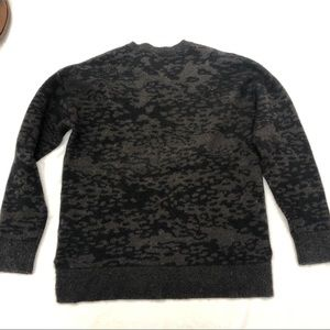 All Saints Sweaters - ALL SAINTS Magma Crew Wool Sweater  Brown